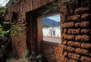 Old adobe ruin at Galeana 41, Alamos, Sonora, Mexico. Photo by Anders Tomlinson.