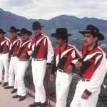 Halcon de la Sierra Alamos, music group, Alamos, Sonora, Mexico. Photo by Anders Tomlinson.