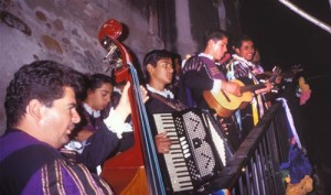 Estudiantina de Alamos, Sonora, Mexico. Photo by Anders Tomlinson.