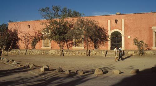 Casa Esmeralda, 1996, Alamos, Sonora, Mexico.  Photo by Anders Tomlinson.