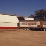 Conasuop warehouse, Alamos, Sonora, Mexico. Photo by Anders Tomlinson.
