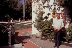 roberto, owner of Casa Obregon 18, Alamos, Sonora, Mexcio. Photo by Anders Tomlinson.