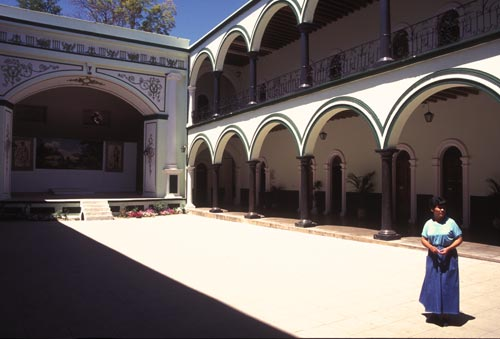 palacio, alamos, sonora, mexico.  photo by anders tomlinson