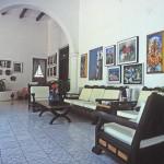 Casa Roberto, Casa Obregon 18 sala , alamos, sonora, mexico. photo by anders tomlinson.