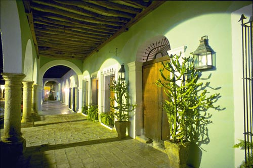 calle comercio 2, casa nuzum, 1993, alamos, sonora, mexico. photo by gary ruble.